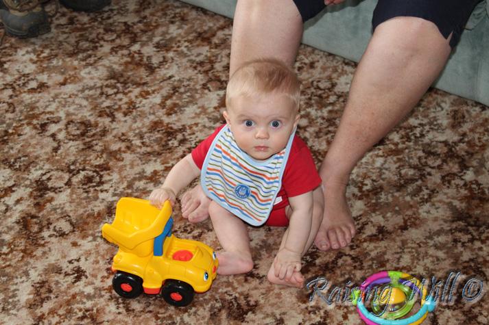 William and Truck