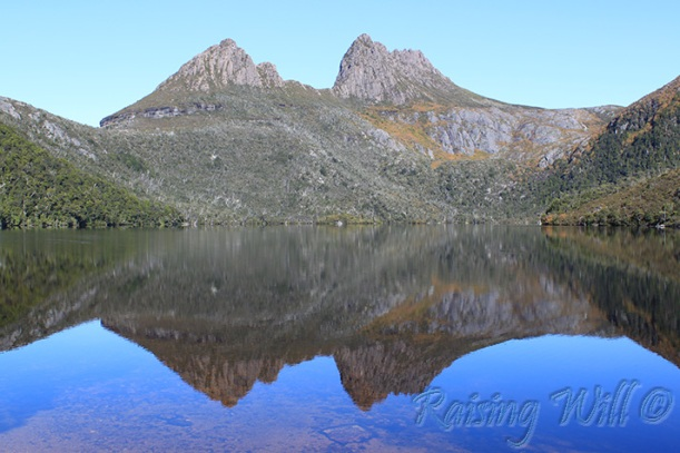 The Majestic Cradle Mountain