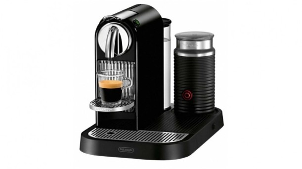 DeLonghi Nespresso Citiz Capsule Coffee Machine