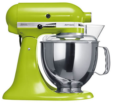 Lean Green Kitchenaid Machine