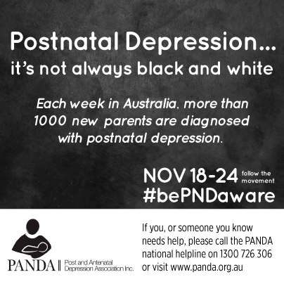 Postnatal Depression Awareness Week