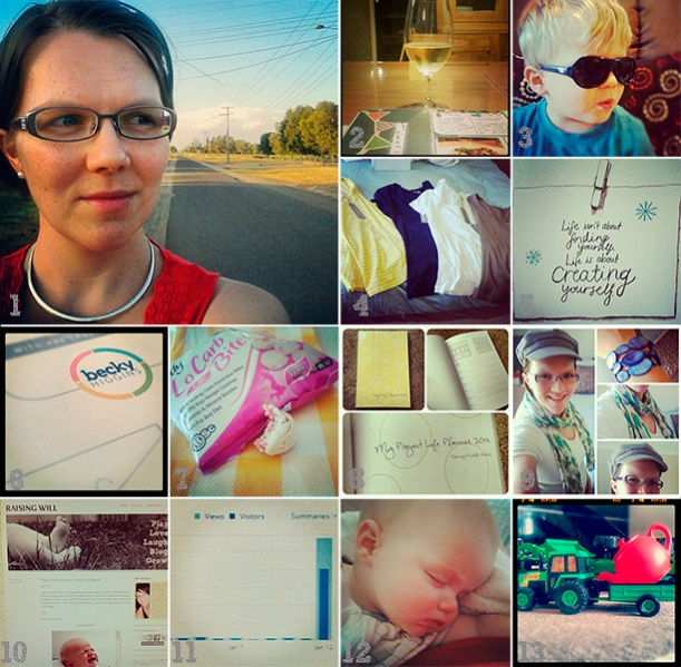My Week on Instagram 7-13 Jan 2013