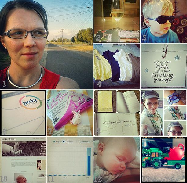 My Week on Instagram 7-13 Jan 2013