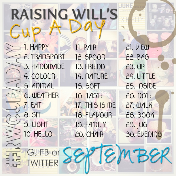 RWcupaday September